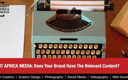 Insert Africa Media - Digital Marketing