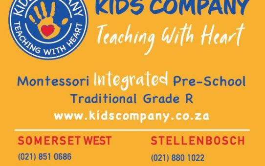 Kids Company Montessori Integrated Preschool
