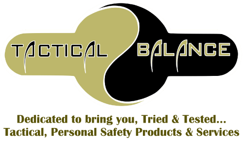 Tactical Balance logo with logan