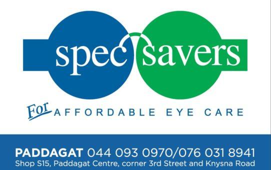 Specsavers Paddagat