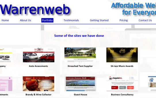 Warrenweb