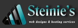 Steinie logo j