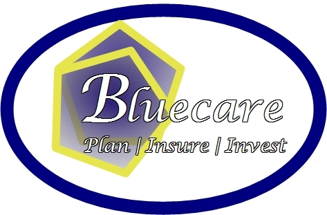 bluecare logog white