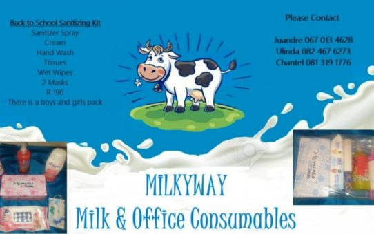 MILKYWAY MILK AND OFFICE SUPPLIES