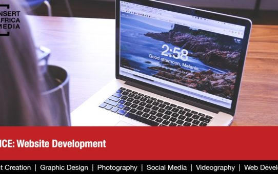 SERVICES: Website Development