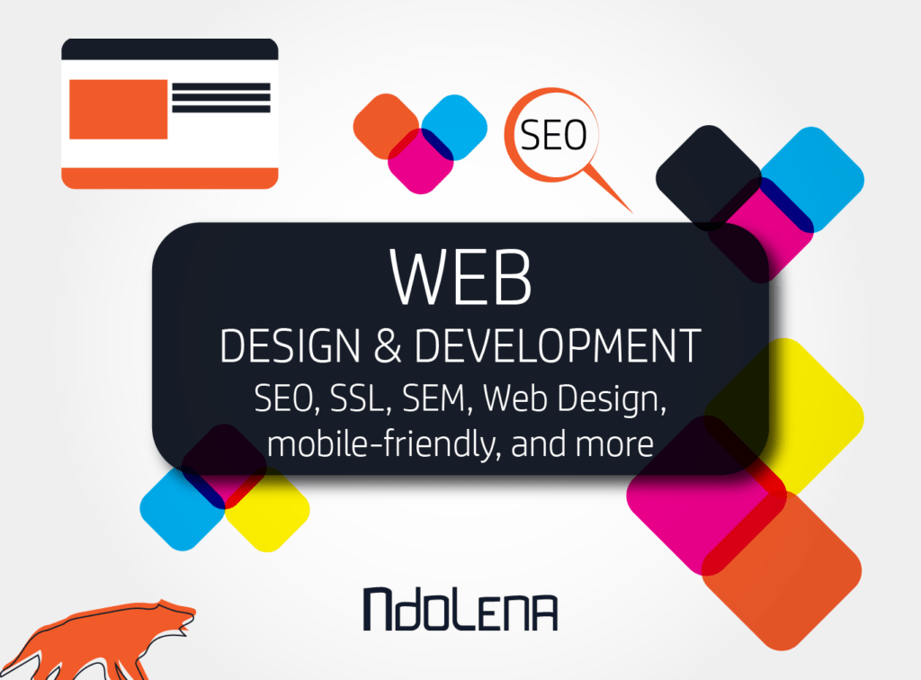 ndolena web design COVER 40