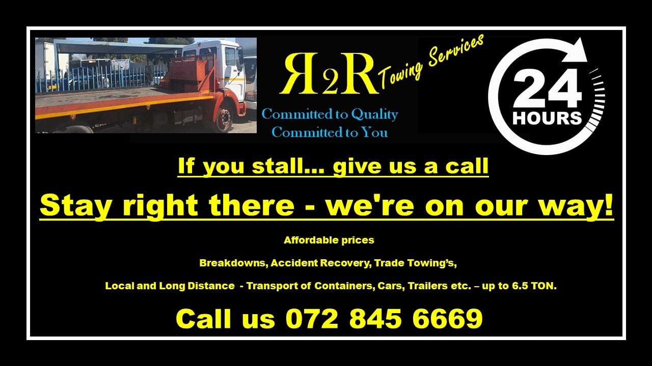 R2R TOWING SERVICES