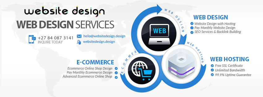 Website Design Facebook cover