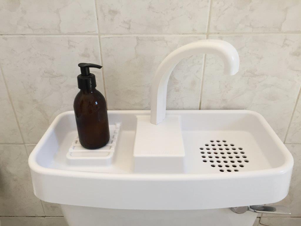 Sink Twice