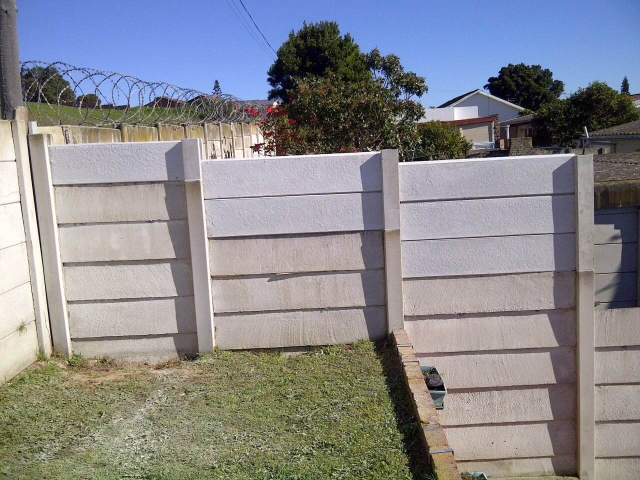 Precast Walling Pros – precast wall extension
